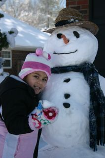 Snow Day Augusta!