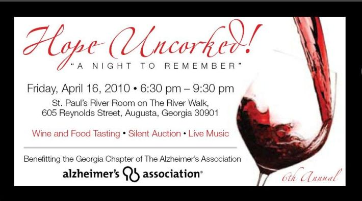 Hope Uncorked – A Night ToRemember