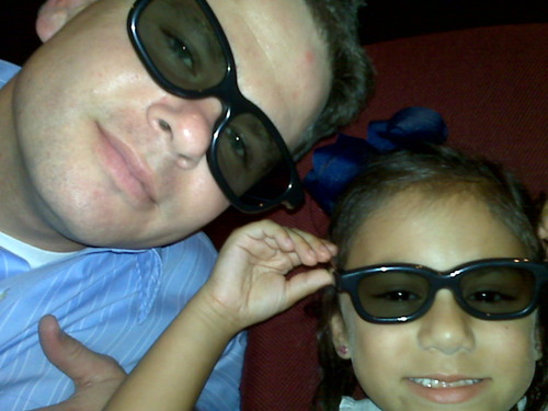 3D Glasses and PlayingHookie