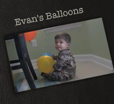 Evan's Balloons