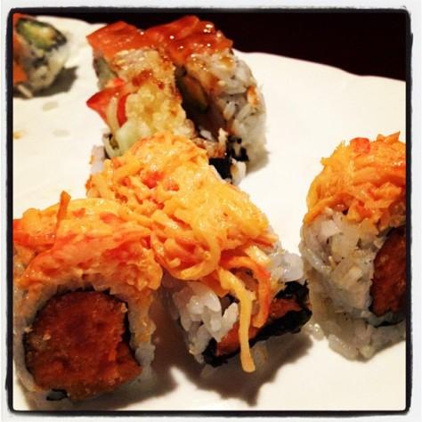 Oh Yeah! #sushi
