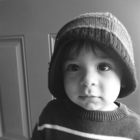Koop Koop in Uncle's Hat