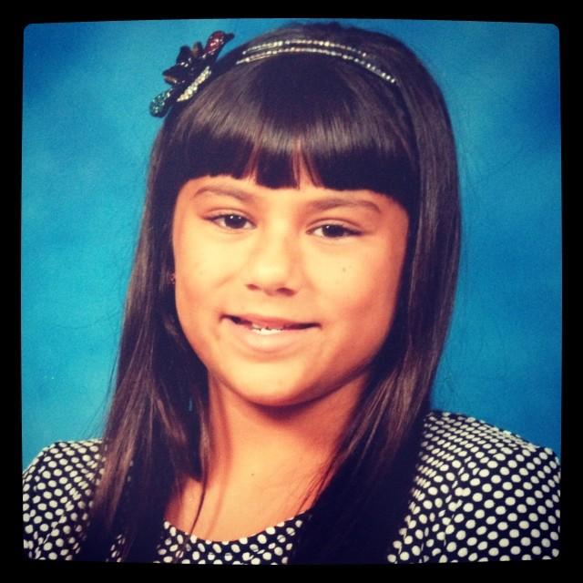 Gabby Girl #schoolpics