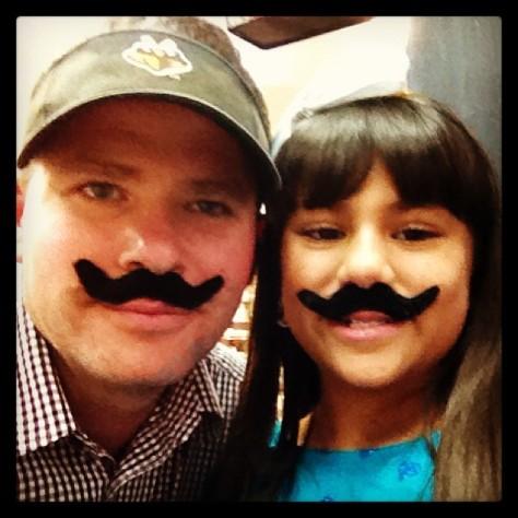 Itz-a-Gabby-an-a-Da-di #mustaches
