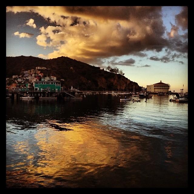 Last Thursday #CatalinaIsland