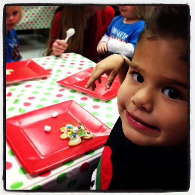 #ChristmasCookies at school!