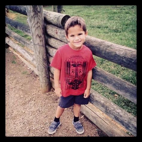 My Boy! #lovemykids