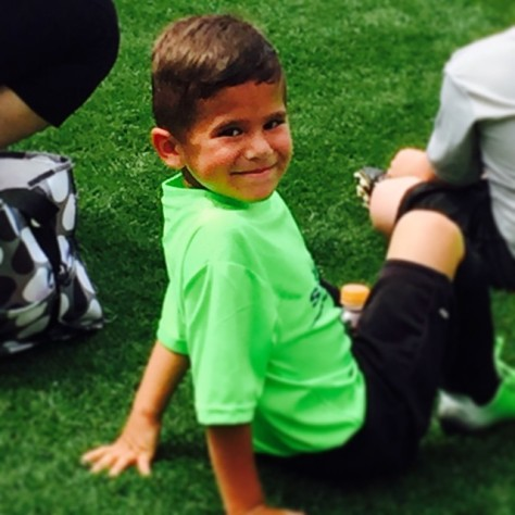 Evan's #soccer season comes to a close. He did awesome! #amazingkid #meetthemckinneys