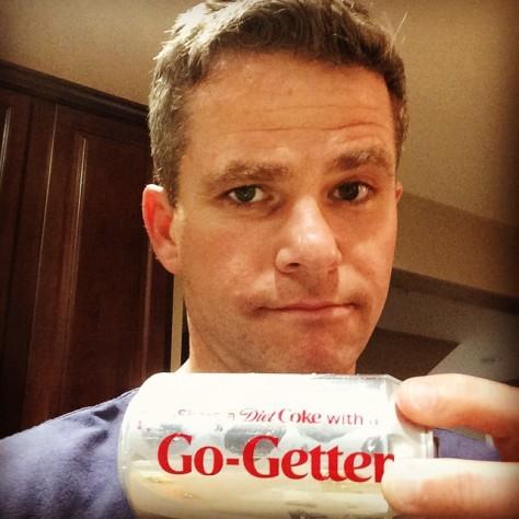 #gogetter Diet Coke says so