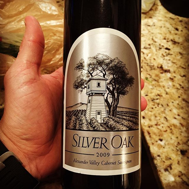 Happy Birthday to me! #silveroakcellars @f3isotope